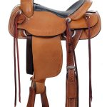 16inch 17inch Dakota Roper Saddle 201M