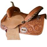 12inch to 16inch Alamo Barrel Saddle 1234