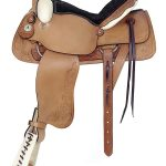 American Saddlery All Around Deluxe Roping Saddle