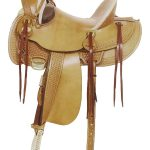 16inch American Saddlery MasterCraft Arizona Rancher Saddle 127