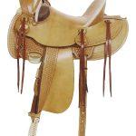 16inch American Saddlery MasterCraft Arizona Rancher Saddle 127