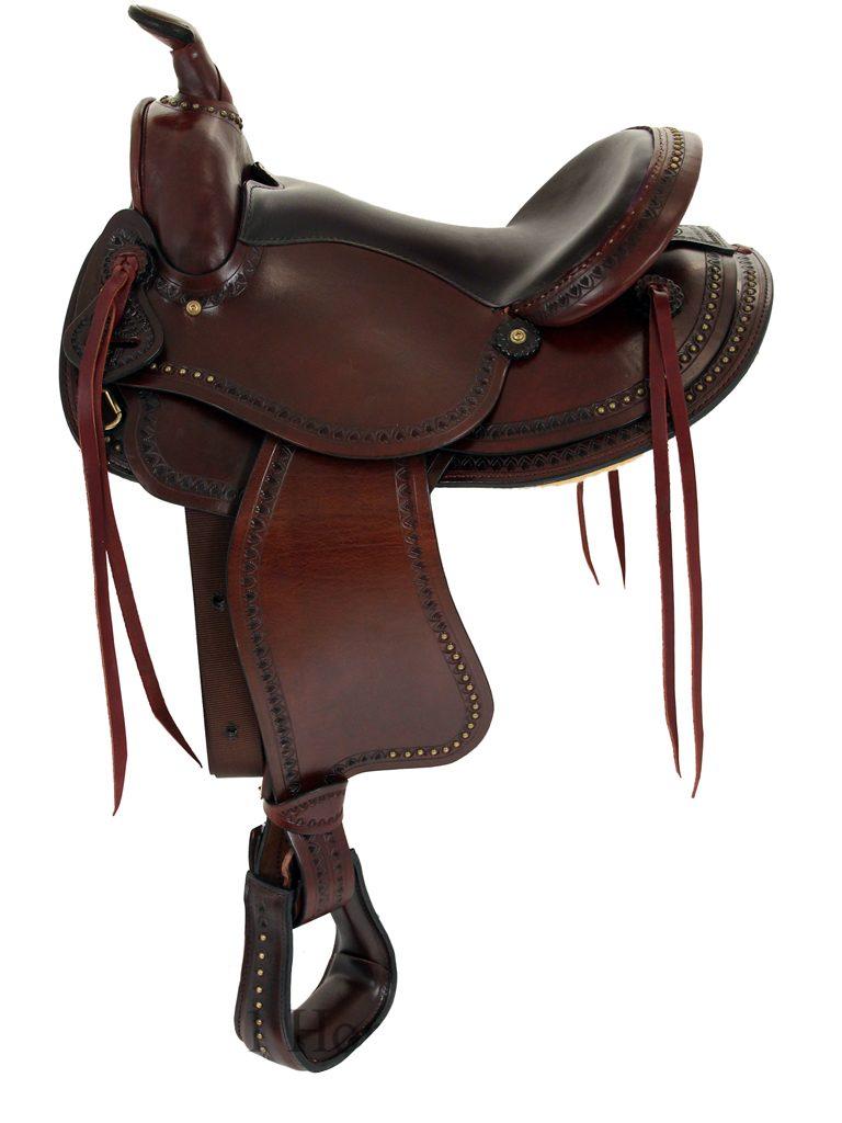American Saddlery Austin Arabian II Saddle 921 | Western
