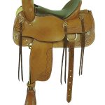 16inch American Saddlery Cumberland Trail Saddle 1386