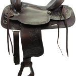 15inch to 17inch American Saddlery Texas Best Del Rio Rider Trail Saddle 950