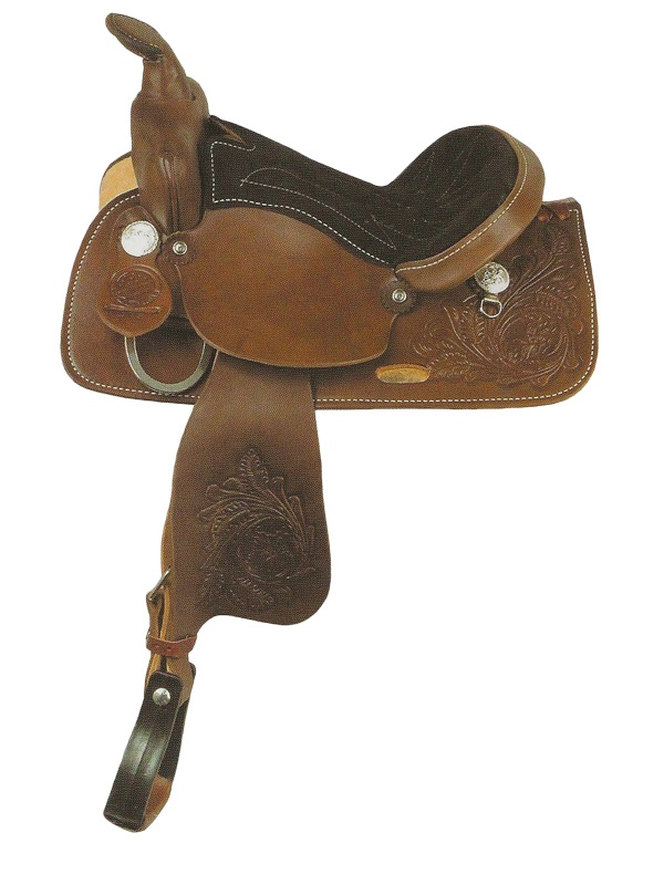 american-saddlery-general-grant-youth-trail-saddle
