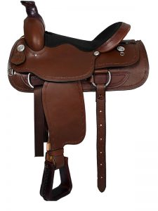 american-saddlery-lexie-collection-barbwire-roper-saddle-am605
