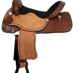 12inch to 16inch American Saddlery Lexie Collection Barrel Saddle 600
