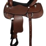 16inch American Saddlery Lexie Collection Trail Saddle 601