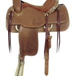 American Saddlery MasterCraft Helena II Roper Saddle
