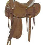 16inch American Saddlery MasterCraft Legend Rancher Saddle 125