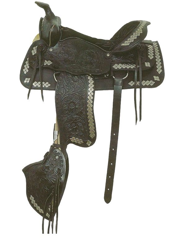 american-saddlery-parade-of-diamonds-black-saddle