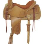 American Saddlery Pro-Dally II Roper Saddle