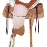 American Saddlery Rodeo All Around Roping Saddle