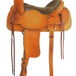 16inch 17inch American Saddlery Texas Best The San Saba Trail Saddle_ Gaited