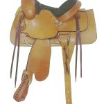 American Saddlery Young Gun Roper Saddle