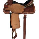 Billy Cook Arena Roping Saddle 2147