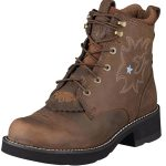 Ariat Womens Probaby Lacer Boots Fatbaby Toe
