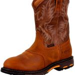 Ariat Mens Workhog Pull-On H2O Work Boot mbar8633