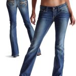 Womens Ruby Stretch Jeans Slim Fit by Ariat ZDS