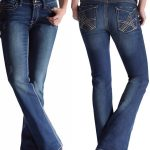 Ariat Womens Caliente Turquoise Stretch Jeans ZDS