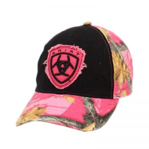 ariat-womens-hot-pink-camo-hat