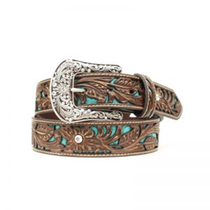 ariat-womens-turquoise-inlay-belt