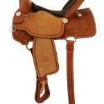 15inch_ 16inch Billy Cook Barrel Racing Saddle 1550