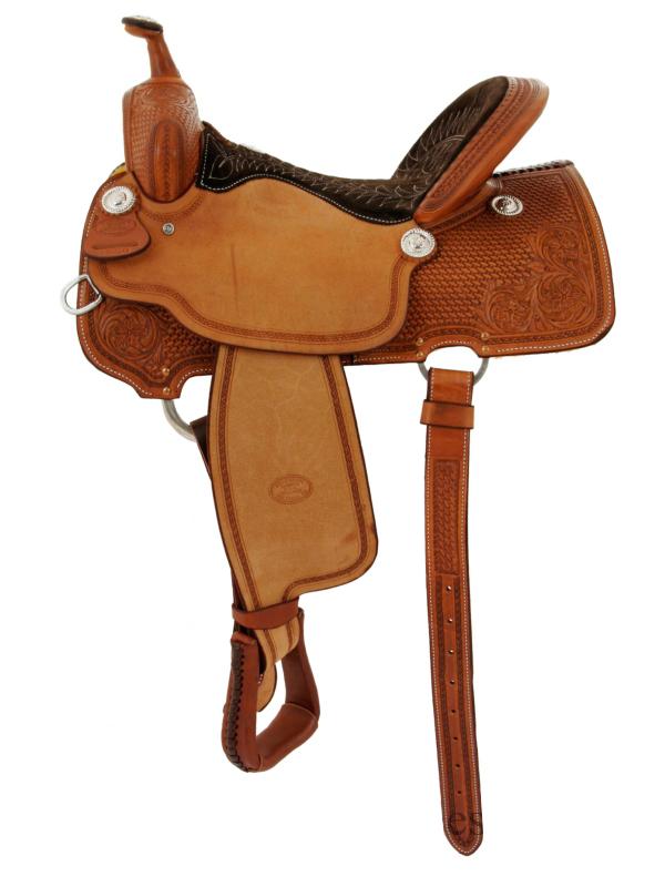 barrel-racing-saddle