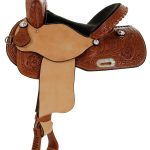 14inch to 17inch Big Horn AJ Fast Barrel Saddle 1582