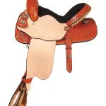 14inch to 16inch Big Horn Barrel Saddle 1540 1536 1538
