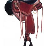 Big Horn Excursion Endurance/Trail Saddle 808 809