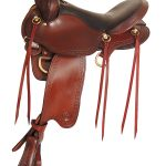 Big Horn Infinity II Trail Saddle 1649
