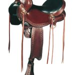 16inch to 18inch Big Horn Infinity Trail Saddle 1647 1645 1648