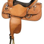 16inch Big Horn Reining Saddle 849