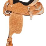 16inch Big Horn Show Saddle 1943