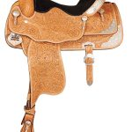 16inch Big Horn Show Saddle 1942