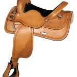 16inch 17inch Big Horn Trail Saddle 1640 1642