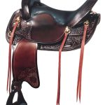 17inch Big Horn Walking Horse Saddle 1701