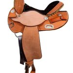 13.5inch to 16inch Billy Cook Barrel Saddle 1526