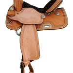 14inch to 16inch Billy Cook Barrel Racing Saddle 1530
