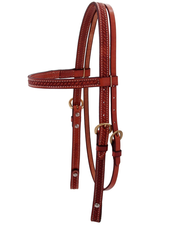 billy-cook-basket-headstall