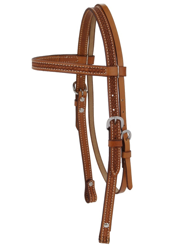 billy-cook-browband-headstall