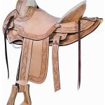 16inch 17inch Billy Cook Cimarron Ranch Roper Saddle 291800