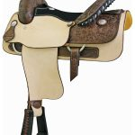 16inch Billy Cook Justin Roper Smoothout Saddle 291638