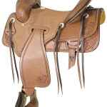 16inch 17inch Billy Cook Panhandle Rancher Saddle 291826