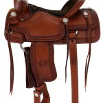 15.5inch Billy Cook Porter Trail Saddle 1837