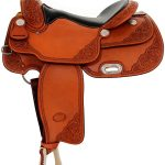 15.5inch_ 16inch Billy Cook VC Reiner Saddle 9603