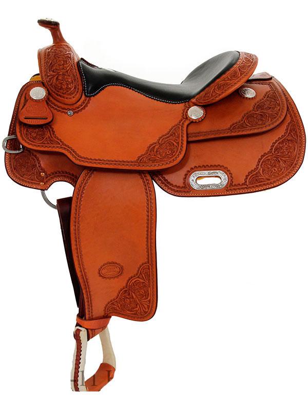 billy-cook-reiner-saddle