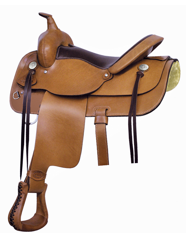 15inch to 17inch Billy Cook Texas Trail Saddle 291475
