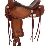 16inch Billy Cook Trail Saddle 1855